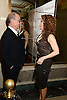 Bernadette Peters and Joel Grey attend the New York Landmarks Conservancy's 22nd Living Landmarks Gala on November 5, 2015 at The Plaza Hotel in New York, New York. USA<br /> <br /> photo by Robin Platzer/Twin Images<br />  <br /> phone number 212-935-0770