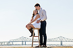 Images from wedding and engagement photography in the New Orleans area.