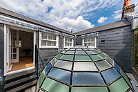 BNPS.co.uk (01202 558833)<br /> Pic: CarterJonas/BNPS<br /> <br /> A ten-bedroomed home on the street where Sir Paul McCartney wrote the iconic Beatles hits 'Yesterday' and 'I Want To Hold Your Hand' has gone up for rent for a staggering £16,000 a week – nearly £70,000 a month.<br /> <br /> The Georgian mansion is one of the biggest properties in the Marylebone area of north London on one of its most historic streets.<br /> <br /> Over the years, Wimpole Street has been famous as the fictional address of Professor Henry Higgins in the George Bernard Shaw play that became musical My Fair Lady, as well as of James and Maria Rushworth in Jane Austen's Mansfield Park.<br /> <br /> Along with the poet Elizabeth Barrett, who married fellow poet, Robert Browning, the street has been home to The Woman in White writer Wilkie Collins, as well as the actor Jane Asher, whose boyfriend at the time was Paul McCartney. He stayed at number 57 in 1963, which was the home of Sir Richard Asher and his family.