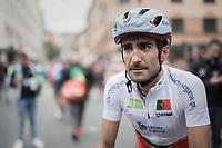 Tiago Machado (POR/Katusha-Alpecin) post-finish<br /> <br /> Men Elite Road Race<br /> <br /> UCI 2017 Road World Championships - Bergen/Norway
