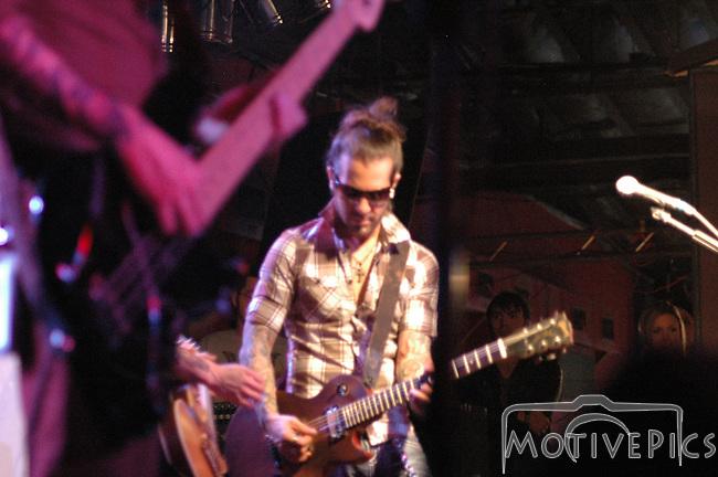 HURT playing Pop's November 2010.