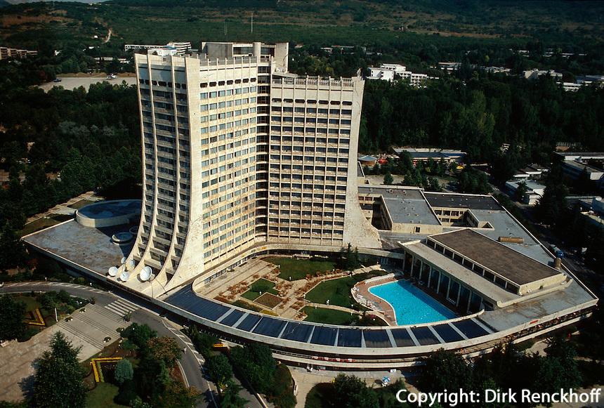 Bulgarien, Albena, Hotel Dobrusha