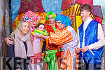"""Beauty & The Beast: Action scene from the Listowel Pantomine Group's presentation of """"Beauty & the Beast"""" at Scoil Realta na Madna, Listowel over last weekend."""