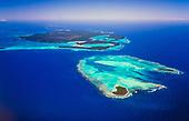 Ile des Pins et atoll de Nokanhui