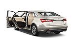 Car images of 2018 Toyota Avalon XLE 4 Door Sedan Doors