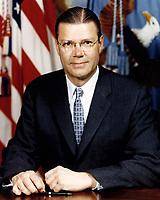 PCC-53242<br /> Secretary of Defense Robert S. McNamara.  January 12 , 1961.  DoD photo by Oscar Porter, U.S. Army.  (Released)