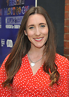 """Carly Thoms at the """"The Show Must Go On!"""" red carpet pre-show, Palace Theatre, Shaftesbury Avenue, London, on Sunday 06 June 2021 in London, England, UK. <br /> CAP/CAN<br /> ©CAN/Capital Pictures"""