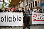 Survival is not negotiable. UNFCCC COP 14 (©Robert vanWaarden ALL RIGHTS RESERVED)