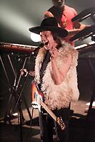 Montreal (Qc) CANADA -November 13 2009 - Jean Leloup in concert at Metropolis