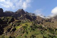 Ribeira da Garca, Santo Antao, Kapverden, Afrika