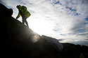19/01/19<br /> <br /> Bags of collect plastic rubbish are hauled up the cliffs.<br /> <br /> Volunteers clean beaches near Cable Bay Anglesey to mark the RSPCA's 'PlastOff2019'<br /> <br /> All Rights Reserved, F Stop Press Ltd +44 (0)7765 242650  www.fstoppress.com rod@fstoppress.com