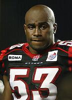 Ray Jacobs Ottawa Renegades 2005. Photo Scott Grant