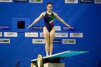 PELLECANI Chiara ITA<br /> 3m Springboard Women Preliminary <br /> Diving <br /> Budapest  - Hungary  15/5/2021<br /> Duna Arena<br /> XXXV LEN European Aquatic Championships<br /> Photo Giorgio Perottino / Deepbluemedia / Insidefoto