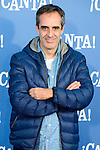 """Juan Pedro Valentin attends to the premiere of the film """"¡Canta!"""" at Cines Capitol in Madrid, Spain. December 18, 2016. (ALTERPHOTOS/BorjaB.Hojas)"""