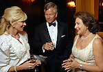 From left: Terrie Hogan Turner, Mike Turner and Joann Crassas at the Winter Ball held at the Hilton Americas Houston Saturday Jan. 10, 2009.(Dave Rossman/For the Chronicle)
