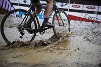 mudfest<br /> <br /> Junior Men's race<br /> UCI 2016 cyclocross World Championships