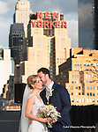 Hudson Mercantile <br /> Rooftop and Loft New York City Wedding<br /> Molly and Jeff<br /> <br /> <br /> Party Planner: Monique Banks