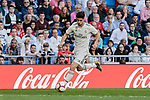 Real Madrid's Marco Asensio during La Liga match between Real Madrid and Real Club Celta de Vigo at Santiago Bernabeu Stadium in Madrid, Spain. March 16, 2019. (ALTERPHOTOS/A. Perez Meca)