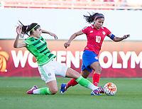 Mexico vs Costa Rica, February 15, 2016