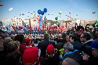 09.02.2019 - CGIL, CISL, UIL - Trade Unions National Demo in Rome #FuturoalLavoro