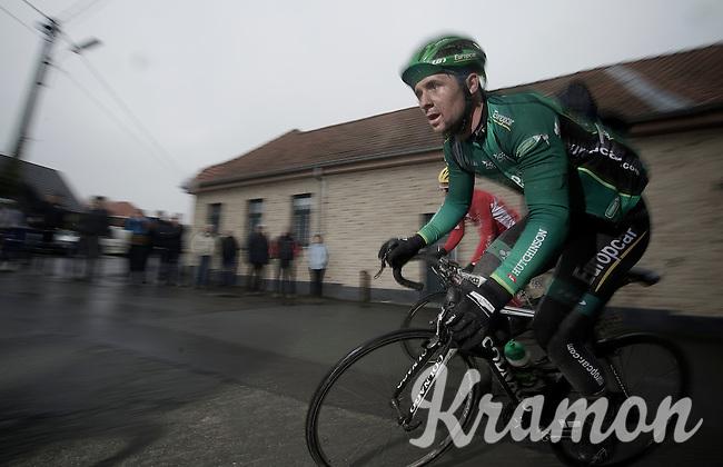 Dwars Door Vlaanderen 2013.Morgan Lamoisson (FRA)