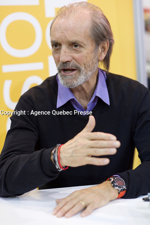 Commandant Robert Piche<br /> , mars 2018<br /> <br /> <br /> PHOTO : Agence Quebec Presse