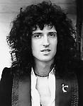 Queen 1975 Brian May..© Chris Walter..