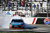 2017 NASCAR XFINITY Series - Rinnai 250<br /> Atlanta Motor Speedway, Hampton, GA USA<br /> Saturday 4 March 2017<br /> Kyle Busch, NOS Energy Drink Toyota Camry celebrates<br /> World Copyright: Barry Cantrell/LAT Images<br /> ref: Digital Image 17ATLbc2421