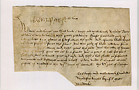 Rare 508 year old warrant signed by Henry VIII emerged for sale for £18,000.