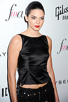 NEW YORK CITY, NY, USA - SEPTEMBER 05: Kendall Jenner arrives at the 2nd Annual Fashion Media Awards held at the Park Hyatt on September 5, 2014 in New York City, New York, United States. (Photo by Celebrity Monitor)