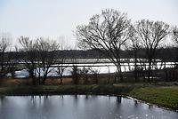 The hatchery's 17 ponds attract an array of birds.<br />(NWA Democrat-Gazette/Flip Putthoff)