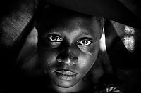 Women having escaped from Boko Haram
