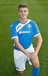 St Johnstone Academy Under 17's…2016-17<br />Ciaran Bryan<br />Picture by Graeme Hart.<br />Copyright Perthshire Picture Agency<br />Tel: 01738 623350  Mobile: 07990 594431