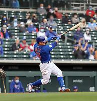 Javy Baez - Chicago Cubs 2021 spring training (Bill Mitchell)