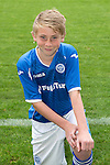 St Johnstone FC Academy Under 14's<br /> Ciaran Ferns<br /> Picture by Graeme Hart.<br /> Copyright Perthshire Picture Agency<br /> Tel: 01738 623350  Mobile: 07990 594431