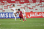 Qatar vs IR Iran during the 2016 AFC U-19 Championship Group C match at Bahrain National Stadium on 14 October 2016, in Riffa, Bahrain. Photo by Jaffar Hasan / Lagardere Sports