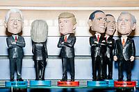 White House Gifts shop - Donald Trump Inauguration Souvenirs - Washington DC - 19 January 2017