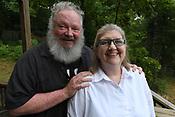 Mike Thomas and Julie Gabel