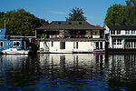 England.; Surrey,East Molesey,River Thames