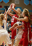 Rapid City Stevens at Sioux Falls Lincoln Girls Basketball