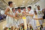 CCS boys basketball Div. 5 semifinals: Pinewood High School