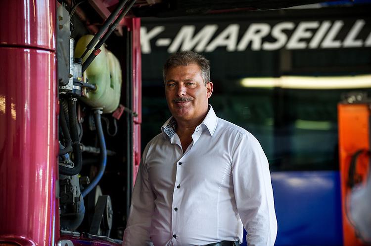 Gérard Fernandez, RDT13 à Aix-en-Provence - Images personnel et matériel RTM - Régie des Transports Marseillais - Marseille