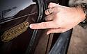 27/12/18 - MONTLUCON - ALLIER - FRANCE - Essais RENAULT Viva Grand Sport coach decapotable, carrosserie Stella de 1936 - Photo Jerome CHABANNE