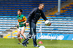 Kerry Selector Maurice Fitzgerald before the Allianz Football League Division 1 South between Kerry and Dublin at Semple Stadium, Thurles on Sunday.