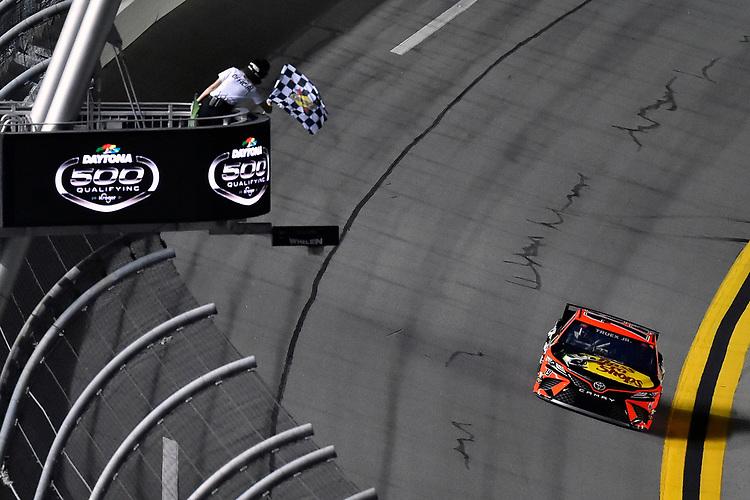 #19: Martin Truex Jr., Joe Gibbs Racing, Toyota Camry