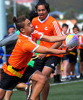 Day two of the 2015 Rippa Rugby World Cup Tournament at Wakefield Park, Wellington, New Zealand on Tuesday, 15 September 2015. Photo: Dave Lintott / lintottphoto.co.nz