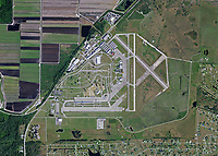 aerial photograph of Sebring Regional Airport (SEF), Sebring, Highlands County, Florida