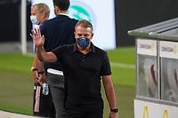 Bundestrainer Hansi Flick (Deutschland Germany) - Stuttgart 05.09.2021: Deutschland vs. Armenien, Mercedes-Benz Arena Stuttgart