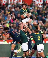 170610 International Test Rugby - South Africa Springboks v France