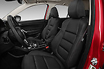 Front seat view of 2016 Mazda CX-5 Grand-Touring-auto 5 Door SUV Front Seat  car photos